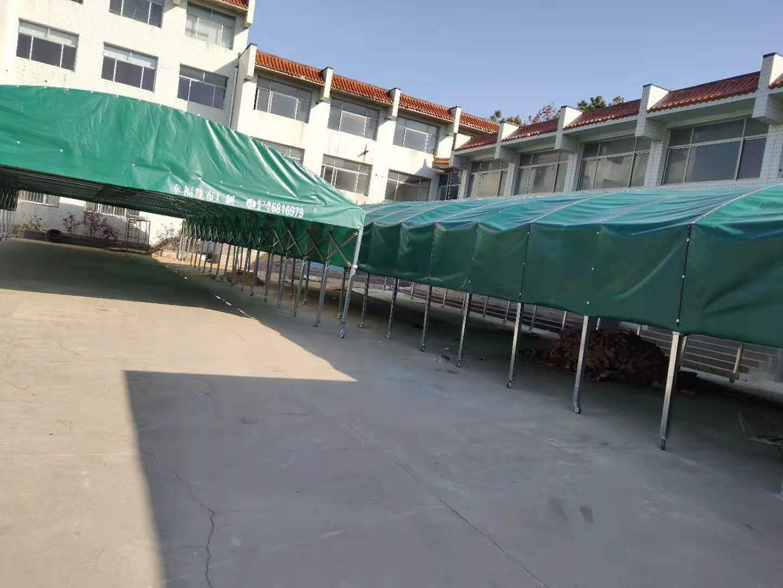 济南推拉帐篷